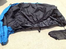Horse Blanket / Black Blue 100% polyester