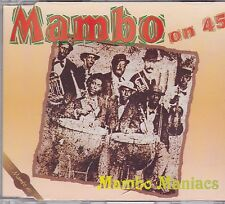Mambo Maniacs-Mambo On 45 cd maxi single