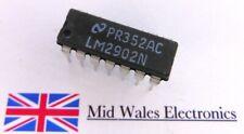 LM2902N QUAD OP-AMP