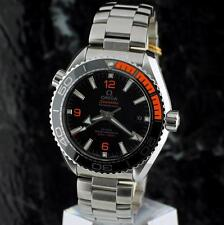 bnib OMEGA Seamaster PLANET OCEAN 600m Orange/Black 43.5mm ~ 215.30.44.21.01.002