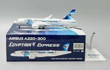 Pré-commande: Jc Wings 1:200 Airbus A220-300 Egyptair (avec Socle ) Ref: LH2232
