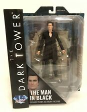 The Man in Black - The Dark Tower Collector's Action Figure 15th Anniversary NIB