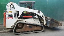 2008 Bobcat T190 Track Skid Steer Loader - Ready to Work!