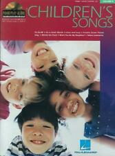 Piano Play-Along Volume 9: Children's Songs HL00311080