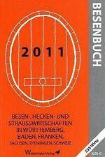 Besenbuch 2010: Besen-, Hacken- und Straßwirtschaft... | Buch | Zustand sehr gut