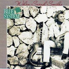 Blue System when Sarah Smiles (1990) [maxi-CD]