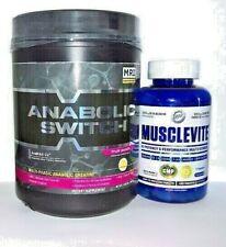 MRI Anabolic Switch/ Hi Tech Pharmaceuticals MuscleVite Stack