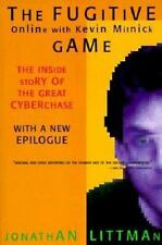 The Fugitive Game : Online with Kevin Mitnick-ExLibrary