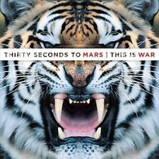 This Is War by Thirty Seconds to Mars (CD, Dec-2009, Virgin)