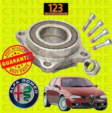 MOZZO CUSCINETTO RUOTA ANTERIORE ALFA 156 156 SW GT 166  LANCIA THESIS CON ABS