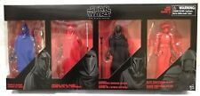 (IN HAND) HASBRO STAR WARS BLACK SERIES Royal Imperial Guard Figure 4 Pack