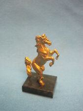 Horse. Vintage Collectible Bronze Statuette Figurine.
