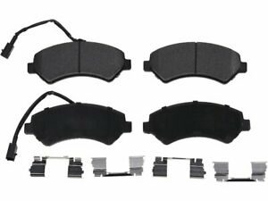 For 2014-2018 Ram ProMaster 3500 Brake Pad Set Front API 56681DS 2015 2016 2017