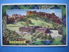 Single Printed Collectable Scottish Postcards