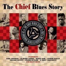 Chief Blues Story (Earl Hooker, Elmore James, Magic Sam,...) 2 CD NUOVO