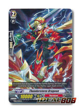 Cardfight Vanguard  x 4 Thunderstorm Dragoon - TD06/004EN - TD (common ver.) Pac