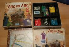 Zug um Zug, Days of Wonder, Spiel des Jahres 2004