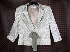 Jacquard Print Jacket Size 14 Petite