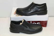 Hush Puppies Men's Size 10M Leverage Waterproof Slip-On Loafers Black H10713