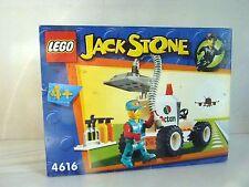 LEGO JACK STONE 4616 RAPID RESPONSE TANKER CAMION CITERNE NEUF NEW NEU