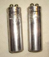 2 x Condensateur spague 500µf 150 v