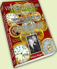 BEGINNING TO END  BOOK VINTAGE AMERICAN WATCHES ROY EHRHARDT
