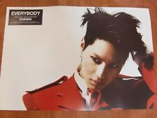 SHINee - [TAEMIN] Everybody [OFFICIAL] POSTER K-POP *NEW*