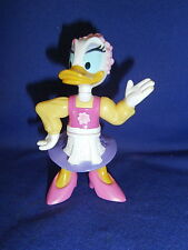 """Vintage Disney Epcot Center Daisy Duck Jointed Figure by McDonalds 1994 3 1/2"""""""