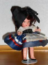 Nancy Ann Storybook Doll ~ #25 French w/MS, MB, PT & JT