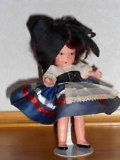 Nancy Ann Storybook Doll ~ #25 French w/MS, MB, PT & JT