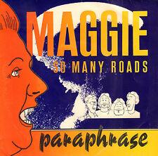 """PARAPHRASE - Maggie (Thatcher) (RARE 1988 DUTCH BLUES/ROCK SINGLE 7"""")"""