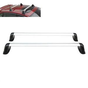 2012-2016 Subaru Impreza Wagon Fixed Roof Rack Crossbar Set OEM NEW E361SFJ001