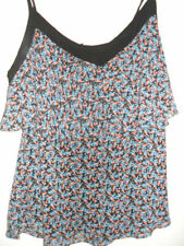City Chic Plus Size Floral Tank, Cami Tops for Women