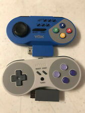 snes classic wireless controllers
