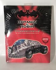 Batman & Robin Freezemobile 3-D Action Assembly Kit 1997 Limited Edition Sealed
