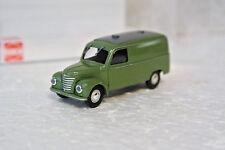Busch 51201 HO /87 1954 Framo V901/2 Van Green C-9 NIB