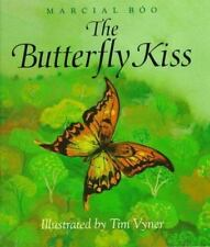 Butterfly Kiss (Polish Edition)-ExLibrary