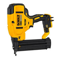 DEWALT 20V MAX* XR 18 GA Brad Nailer, Tool Only DCN680B Tool Only