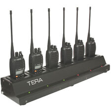 Tera CRG-56 Rapid Rate Multi-Unit 6 Bay Gang Charger for TR-500, TR-505, TR-590