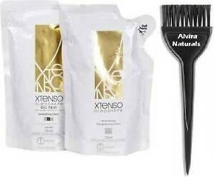 L'Oreal Paris X-Tenso Moisturist hair straightening cream + Neutralizer