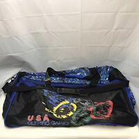 1996 USA Atlanta Olympic Games 100th Anniversary Gym Duffel Bag Carry