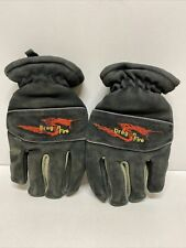 New listing Dragon Fire X2 Structural Fire Fighting Gloves Size Large
