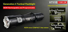Klarus XT11S 1100 Lumen w/ USB Charger + Battery