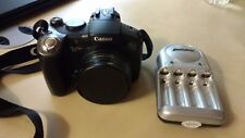 Canon PowerShot S5 IS 8.0MP Digital Camera with Camera Bag and Battery Charger