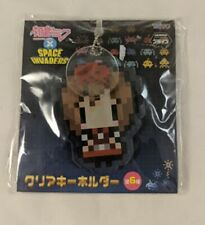 Vocaloid - Space Invaders Cross Acrylic Keychain - Meiko
