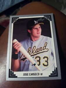 JOSE CANSECO 1991 LEAF #182 FREE SHIPPING