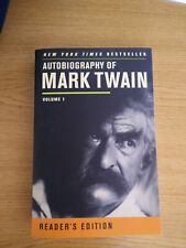 Autobiography of Mark Twain: Volume 1 Englisch 9780520272255
