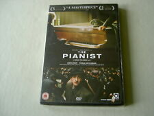 THE PIANIST new sealed UK DVD Roman Polanski Adrien Brody