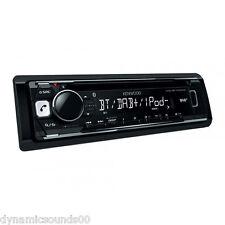 KENWOOD KDC-BT700DAB CD MP3 USB Bluetooth Car Stereo iPod iPhone & DAB
