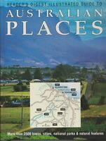 ATLAS , READERS DIGEST , ILLUSTRATED GUIDE TO AUSTRALIAN PLACES , A HUGE BOOK
